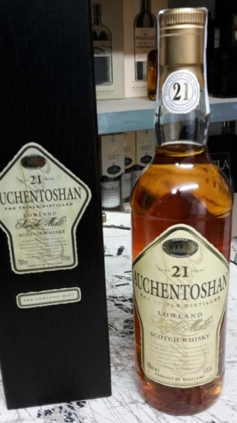 Auchentoshan 21 -Old Version-