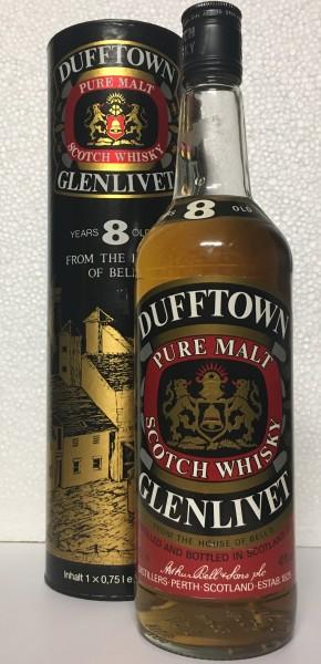 Dufftown 8yo. Pure Malt