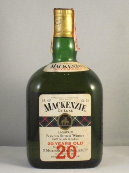 The Real Mackenzie 20 yo. De Luxe