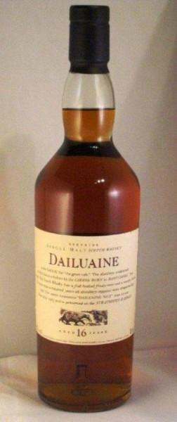 """Dailuaine 16yo. """"Flora & Fauna"""""""
