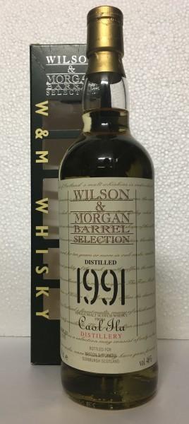 Caol Ila 1991 Wilson & Morgan